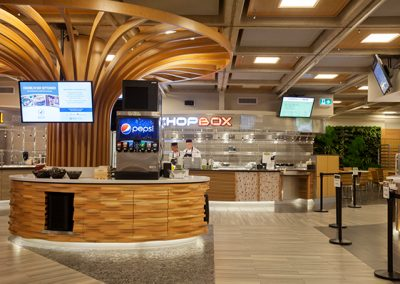 UVic Food Services Project